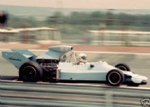 Amon F1 Chris Amon photo Spanish GP 1974